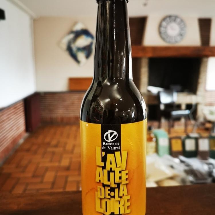 Bière blonde bio Brasserie du Vauret