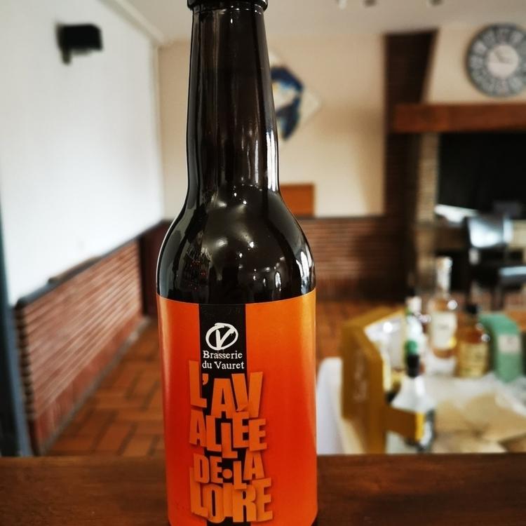 Bière Ambrée bio Brasserie du Vauret