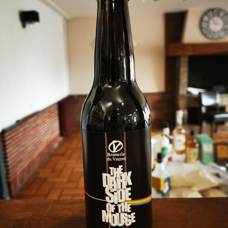 Bière Brune bio Brasserie du Vauret