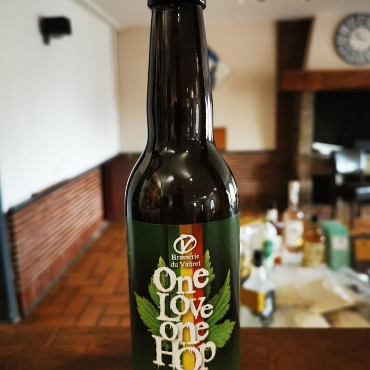 Bière style IPA bio Brasserie du Vauret