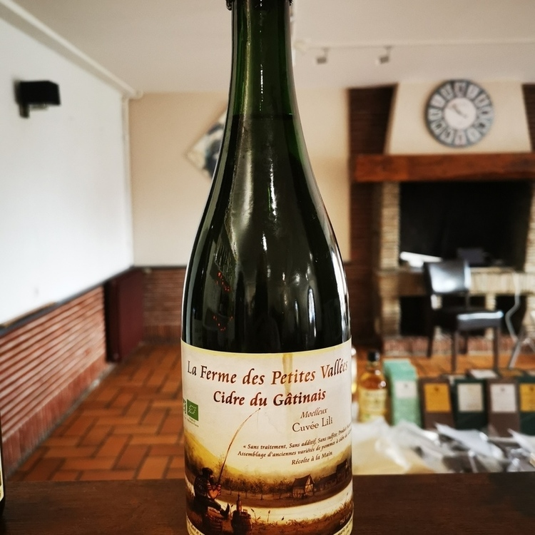 Cidre doux Du Gatinais Ducardonnet