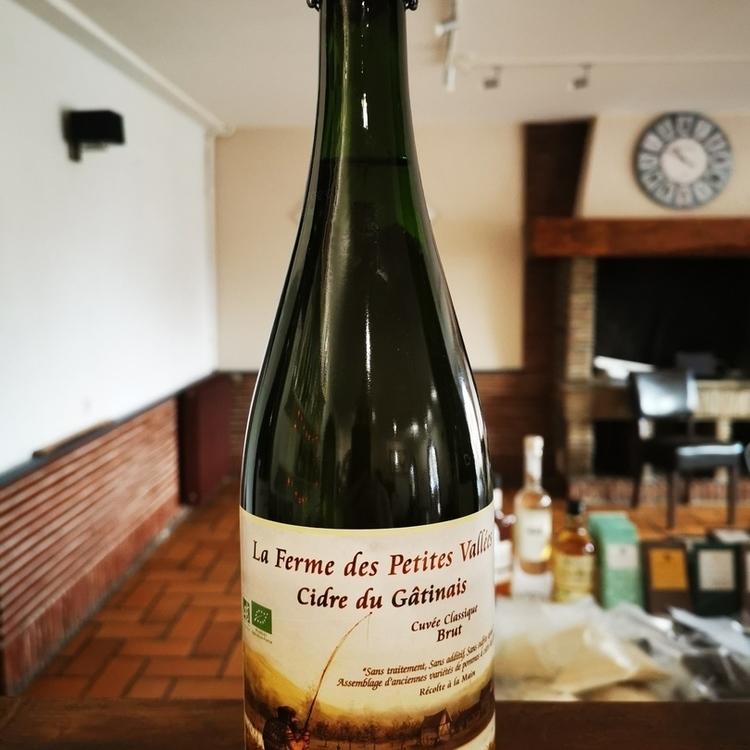 Cidre brut Du Gatinais Ducardonnet