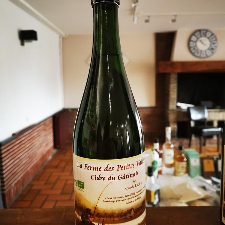 Cidre extra-brut Du Gatinais Ducardonnet