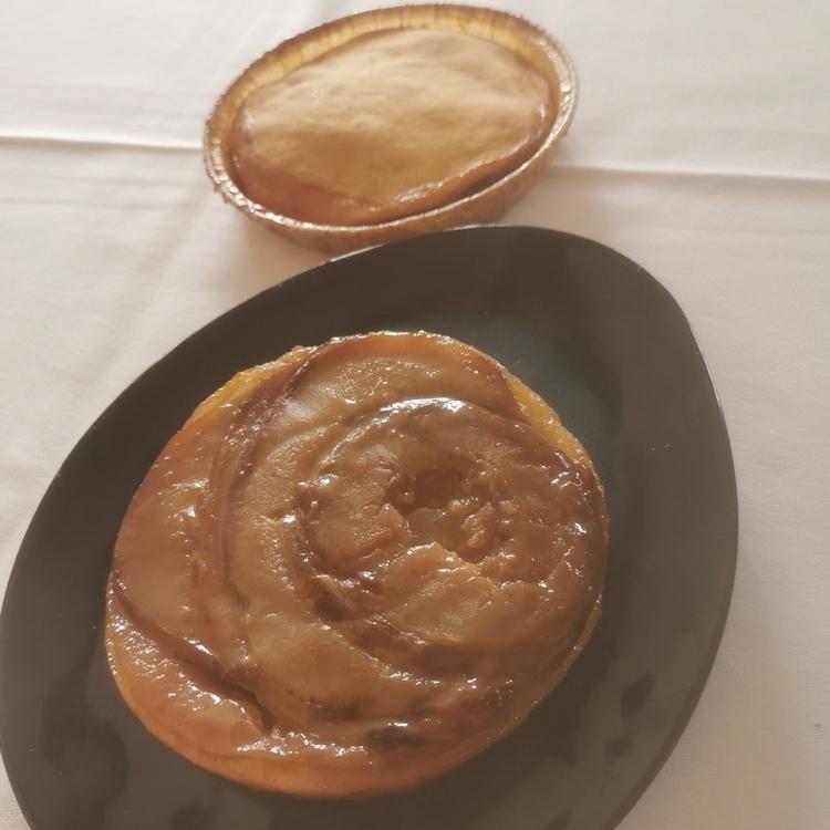 ze dessert Tartelette Tatin
