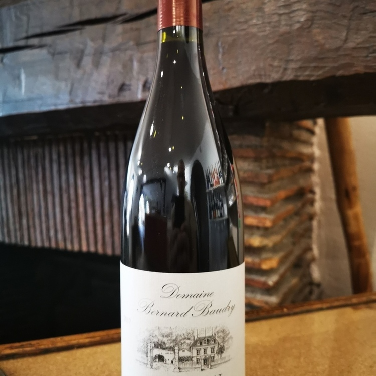 Chinon rouge Domaine Bernard Baudry