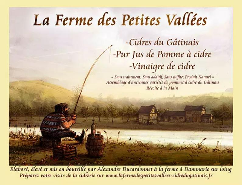 Cidrerie ferme des Petites Vallées